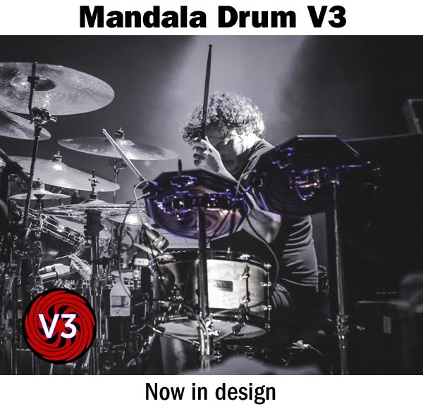 Mandala Drum V3 System